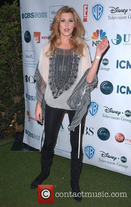 Sharon Hinnendael 7th Annual 'Young Hollywood' Holiday Party...