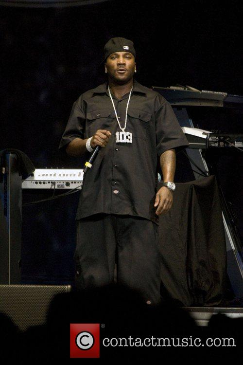 Performs during the America's Most Wanted Music Festival...