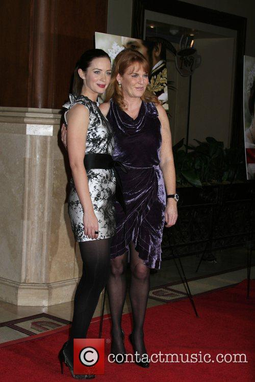 Emily Blunt and Producer Duchess Of York Sarah Ferguson 2