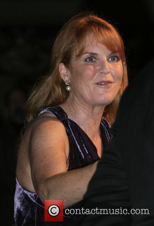 Producer Duchess of York Sarah Ferguson Los Angeles...