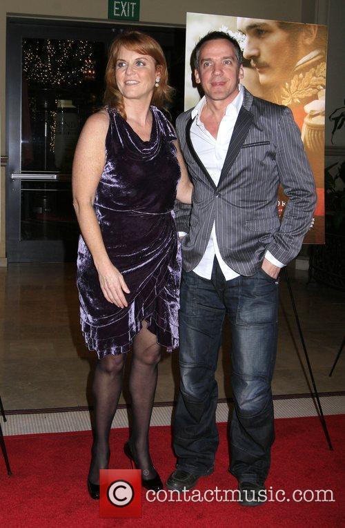 Producer Duchess of York Sarah Ferguson and Director...