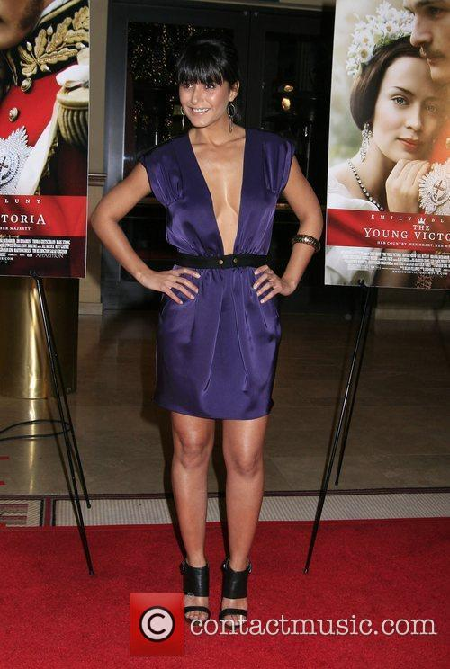 Emmanuelle Chriqui Los Angeles Premiere of 'The Young...