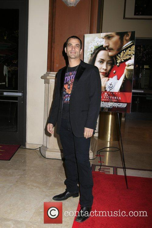 Johnathon Schaech Los Angeles Premiere of 'The Young...