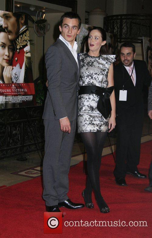 Rupert Friend and Emily Blunt 3