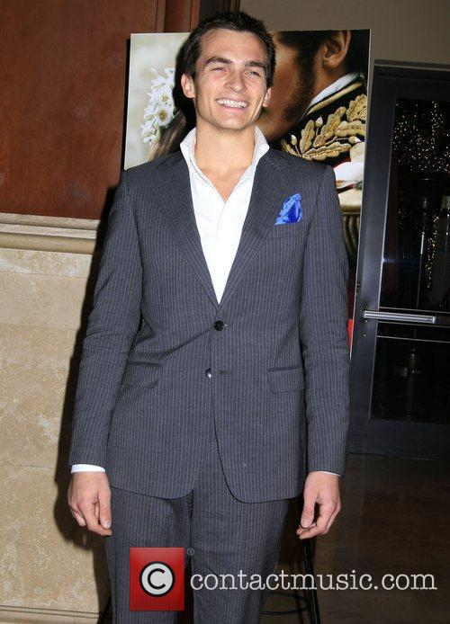 Rupert Friend Los Angeles Premiere of 'The Young...