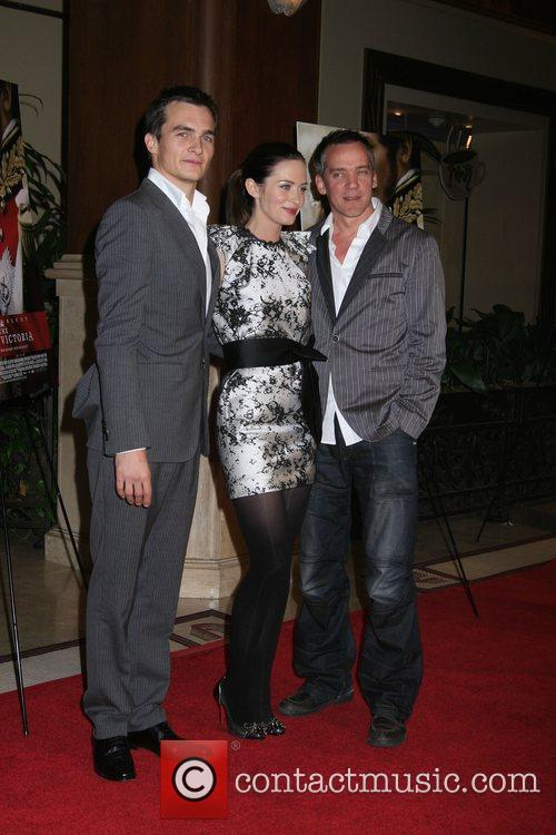 Rupert Friend and Emily Blunt 8