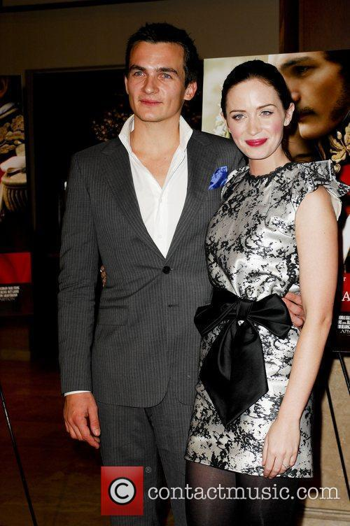 Emily Blunt and Rupert Friend 4