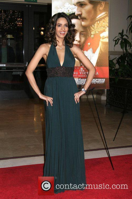 Mallika Sherawat Los Angeles Premiere of 'The Young...