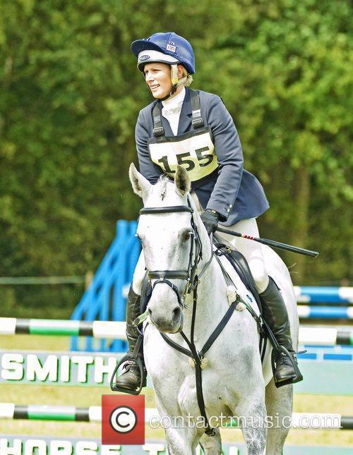 Zara Phillips and Mike Tindall 10