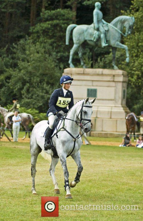 Zara Phillips and Mike Tindall 9