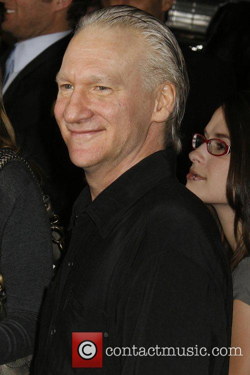 Bill Maher Los Angeles premiere of 'Zombieland' held...