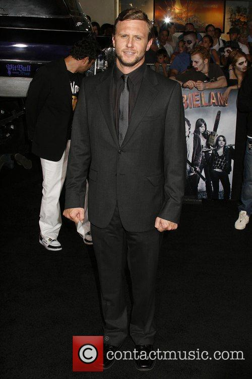 Director Ruben Fleischer Los Angeles premiere of 'Zombieland'...