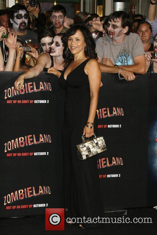 Los Angeles premiere of 'Zombieland' held at the...