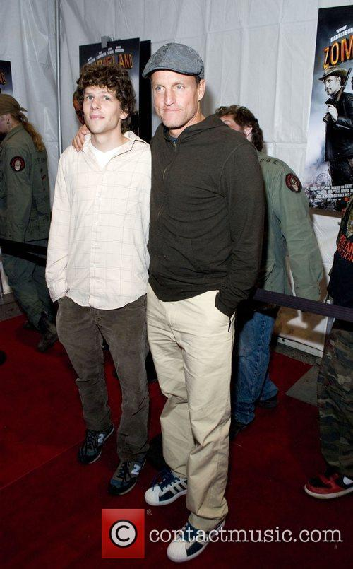 Jesse Eisenberg and Woody Harrelson 3