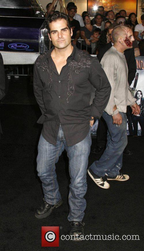 Brien Perry Los Angeles Premiere of 'Zombieland' held...
