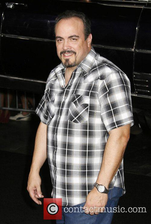 David Zayas Los Angeles Premiere of 'Zombieland' held...