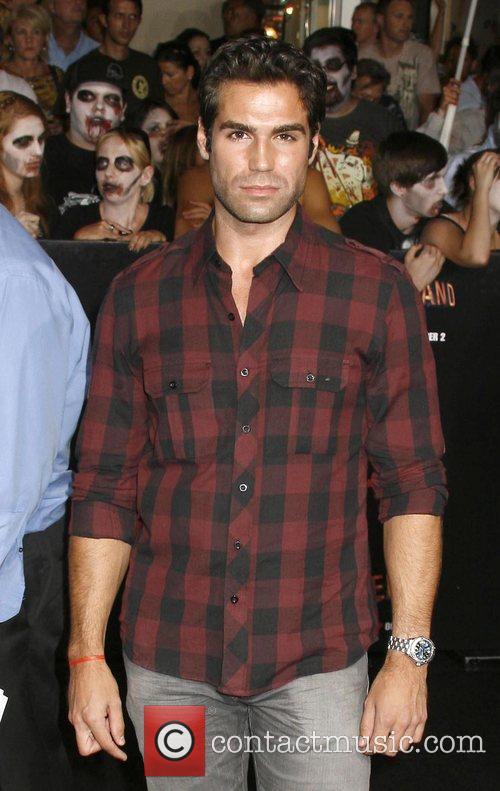 Jordi Vilasuso Los Angeles Premiere of 'Zombieland' held...