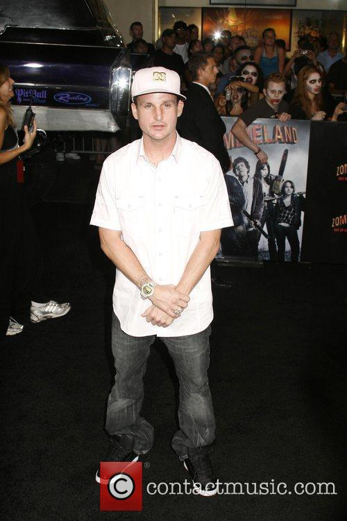 Rob Dedrick Los Angeles Premiere of 'Zombieland' held...