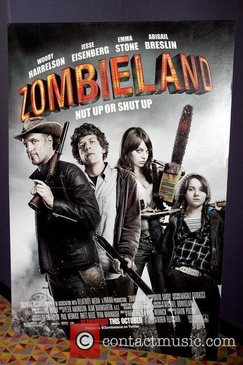 Columbia Pictures presents 'Zombieland' photocall at the AMC...