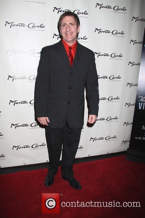 Louis Prima Jr. Opening party for the Zowie...