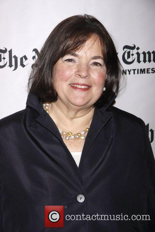 Ina Garten 10th Annual New York Times Arts...