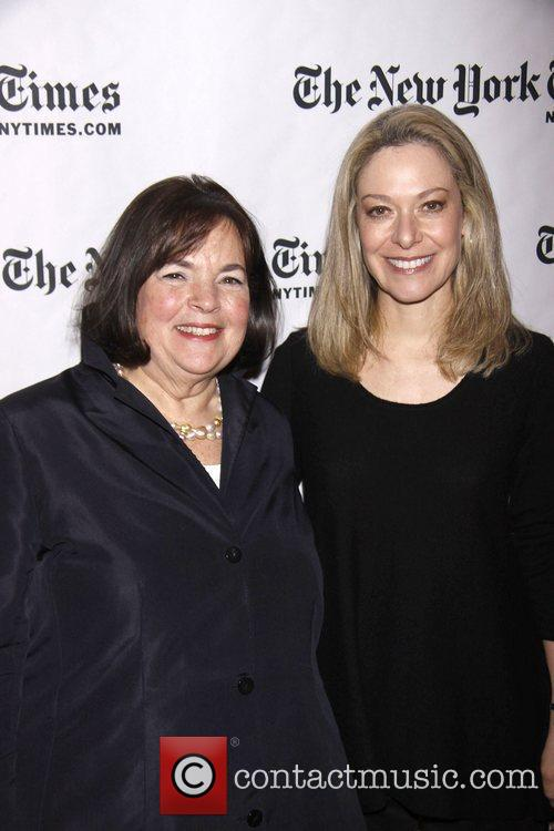 Ina Garten and Alex Witchel 10th Annual New...