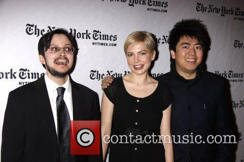 Michelle Williams and Lang Lang 6