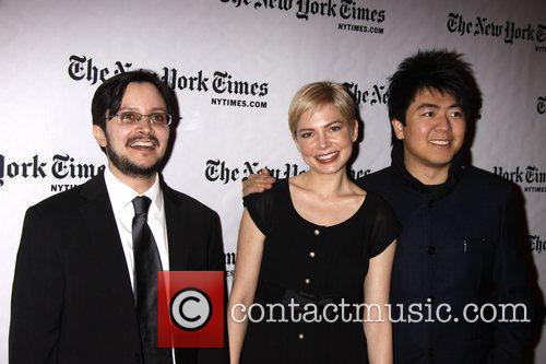 Michelle Williams and Lang Lang 3