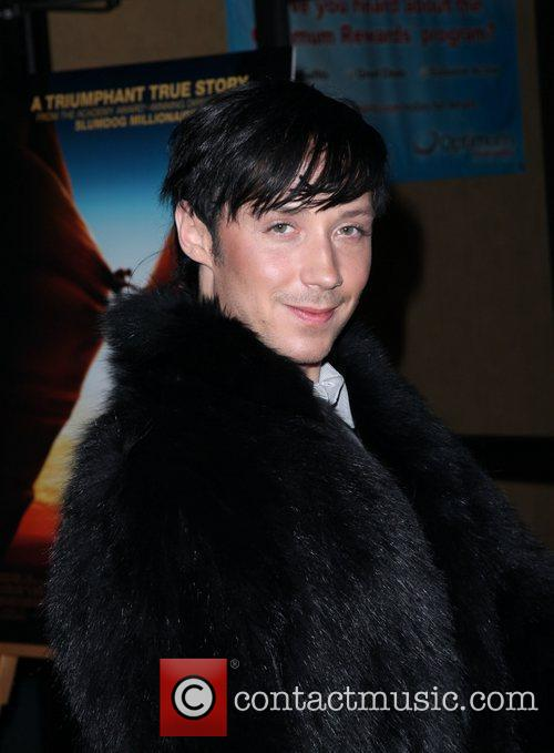 Johnny Weir The New York premiere of '127...