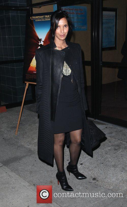 Padma Lakshmi  The New York premiere of...