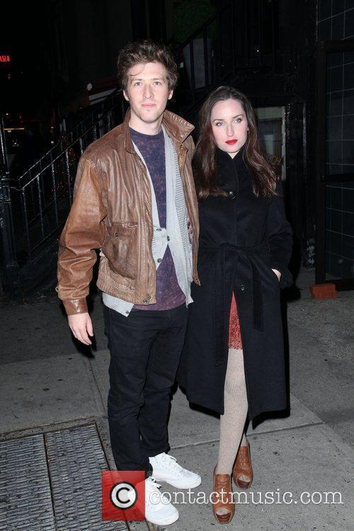 Zoe Lister Jones and Daryl Wein  The...