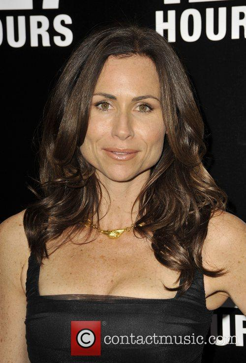 Minnie Driver Los Angeles Premiere of 127 Hours...