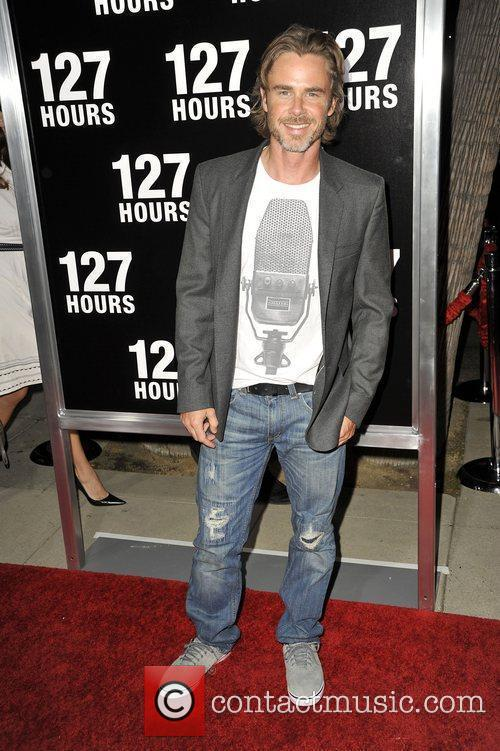 Sam Trammell  Los Angeles Premiere of 127...