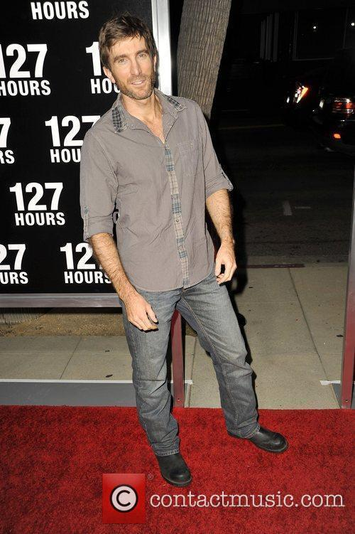 Sharlto Copley Los Angeles Premiere of 127 Hours...