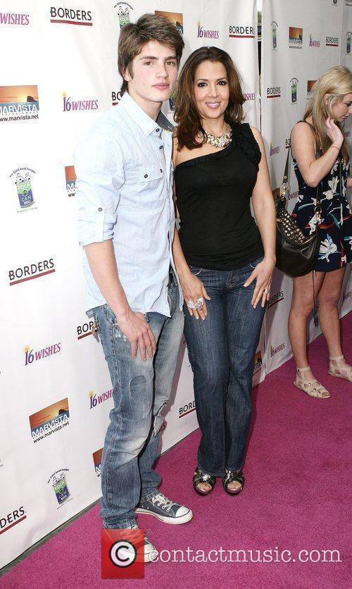 Disney Channel's Premiere of '16 Wishes' at Harmony...