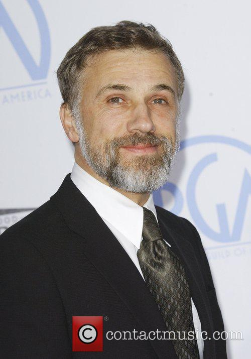 Christoph Waltz The 21st Annual PGA Awards 2010...