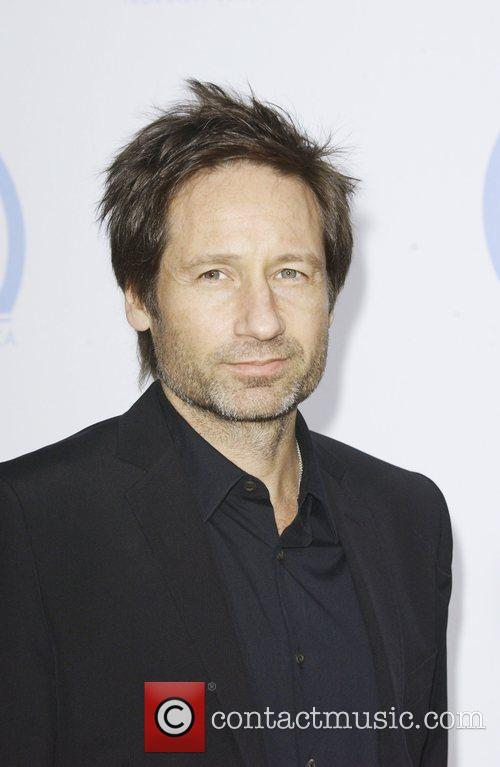 David Duchovny The 21st Annual PGA Awards 2010...