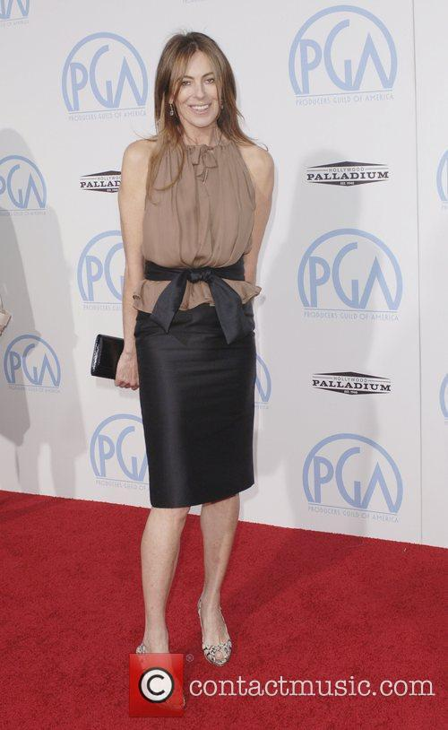 Kathryn Bigelow The 21st Annual PGA Awards 2010...