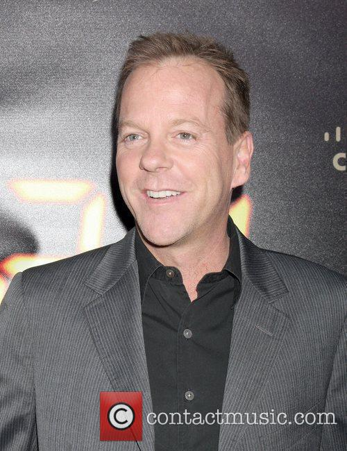 Actor Kiefer Sutherland and Kiefer Sutherland 1