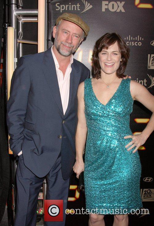 Xander Berkeley and Sarah Clarke 1