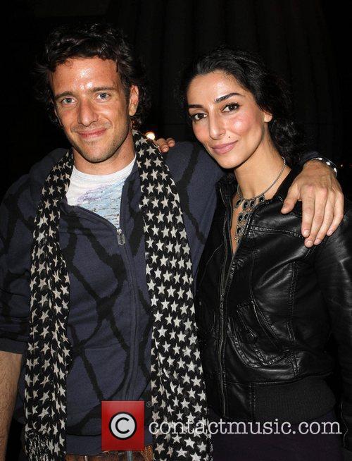 Necar Zadegan and Gadi Erel 5