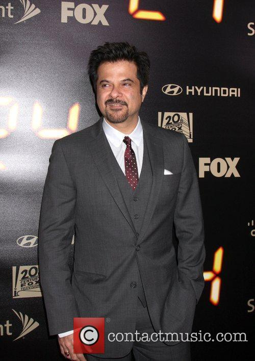 Anil Kapoor  24 end of series party...