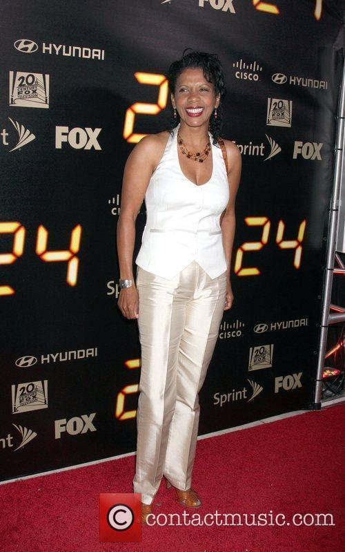 Penny Johnson Jerald  24 end of series...