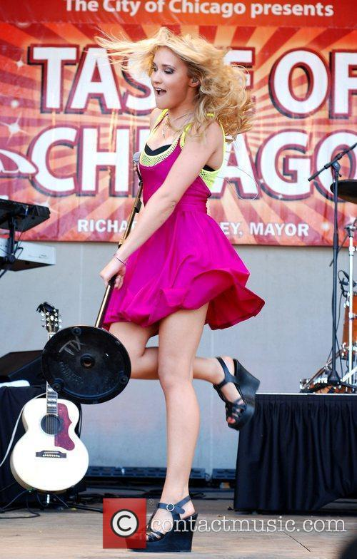 Emily Osment and Chicago 6