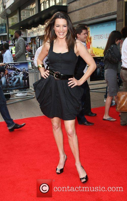 Kate McGowan World premiere of 4321 held at...