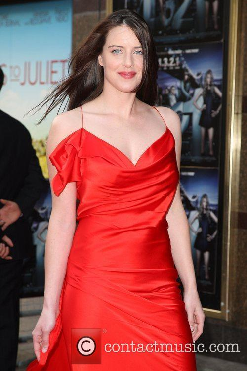 Michelle Ryan World premiere of 4321 held at...