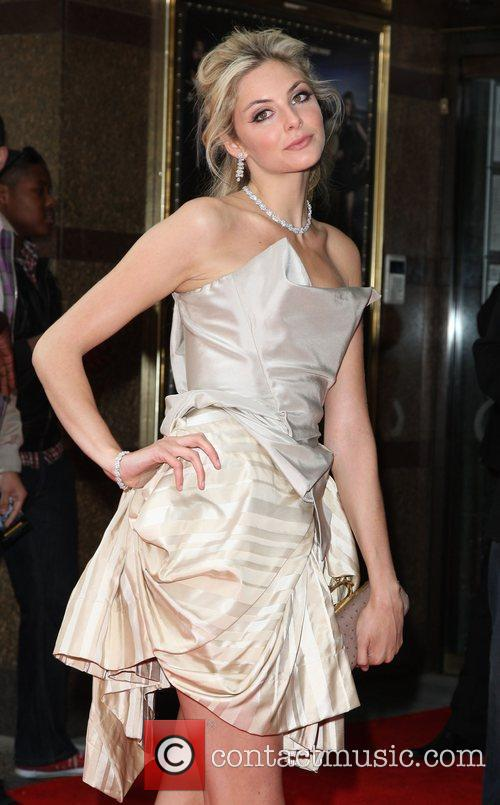 Tamsin Egerton World premiere of 4321 held at...