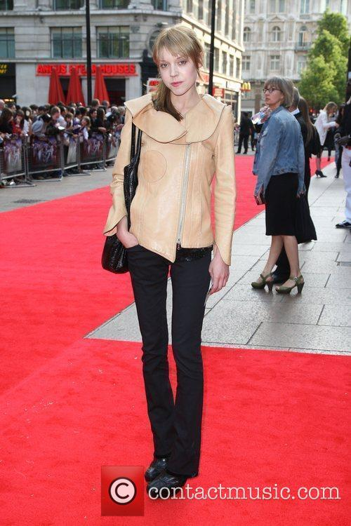 Antonia Campbell Hughes World premiere of 4321 held...