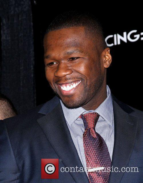 50 Cent introduces new products at SLEEK Audio...