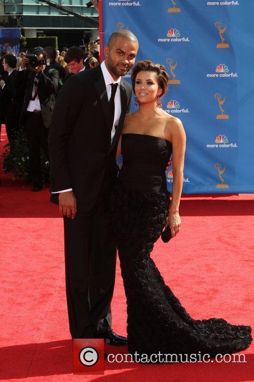 Eva Longoria and Tony Parker 1